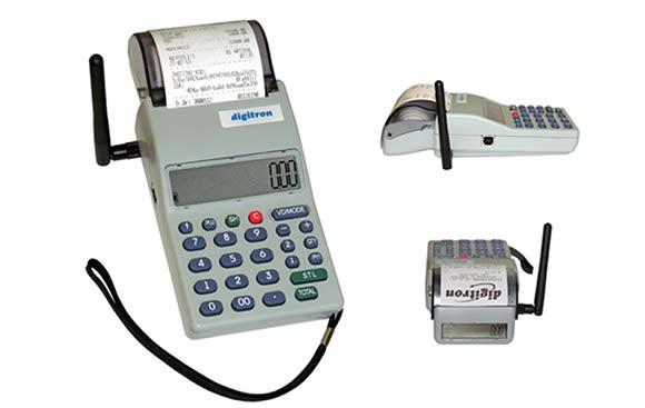 Fiskalna blagajna digitron D-110 3G