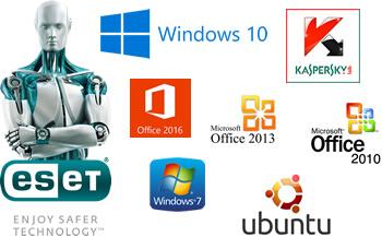 Operacijski sustavi, antivirusni software-i te pomoćni programi