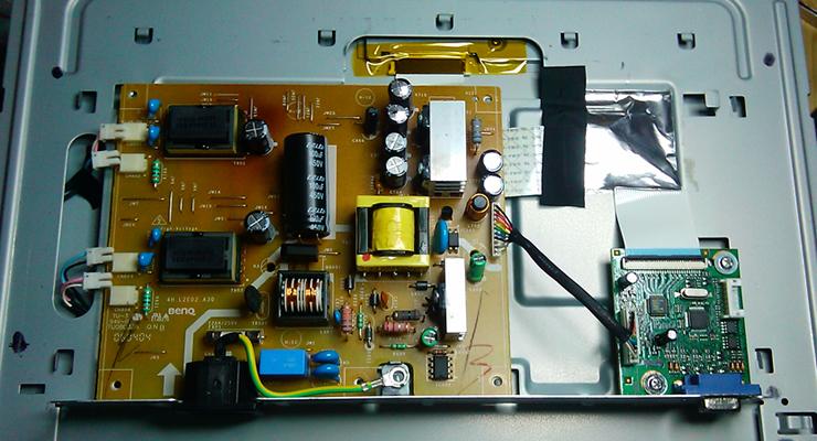 Servis i popravak monitora